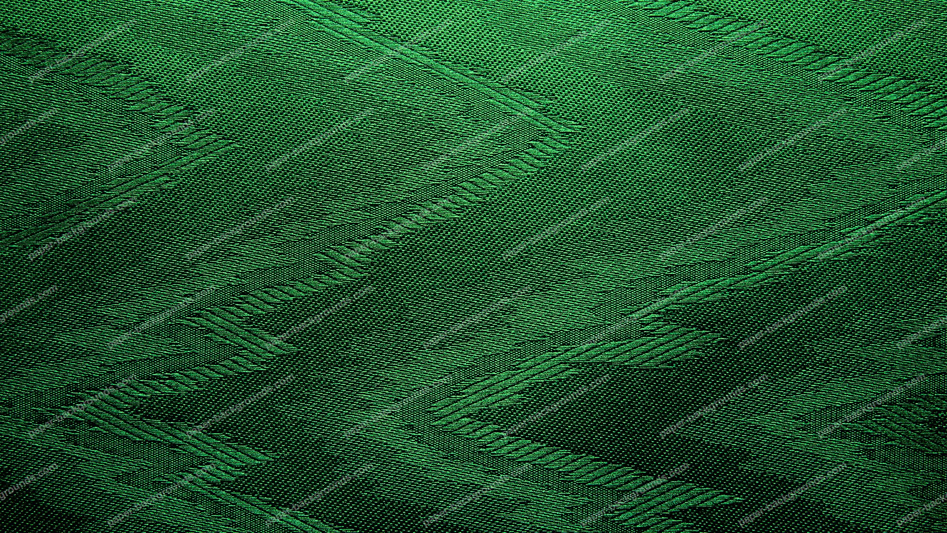 Lime Green Canvas With Zigzag Pattern HD 1920 x 1080p