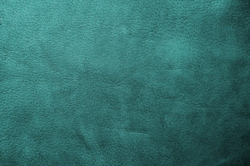Marine Blue Leather Texture Background, High Resolution