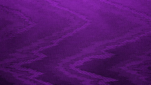 Purple Canvas With Zigzag Pattern HD 1920 x 1080p