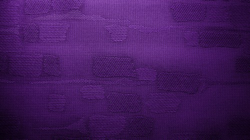 Purple Fabric Background With Patches HD 1920 x 1080p