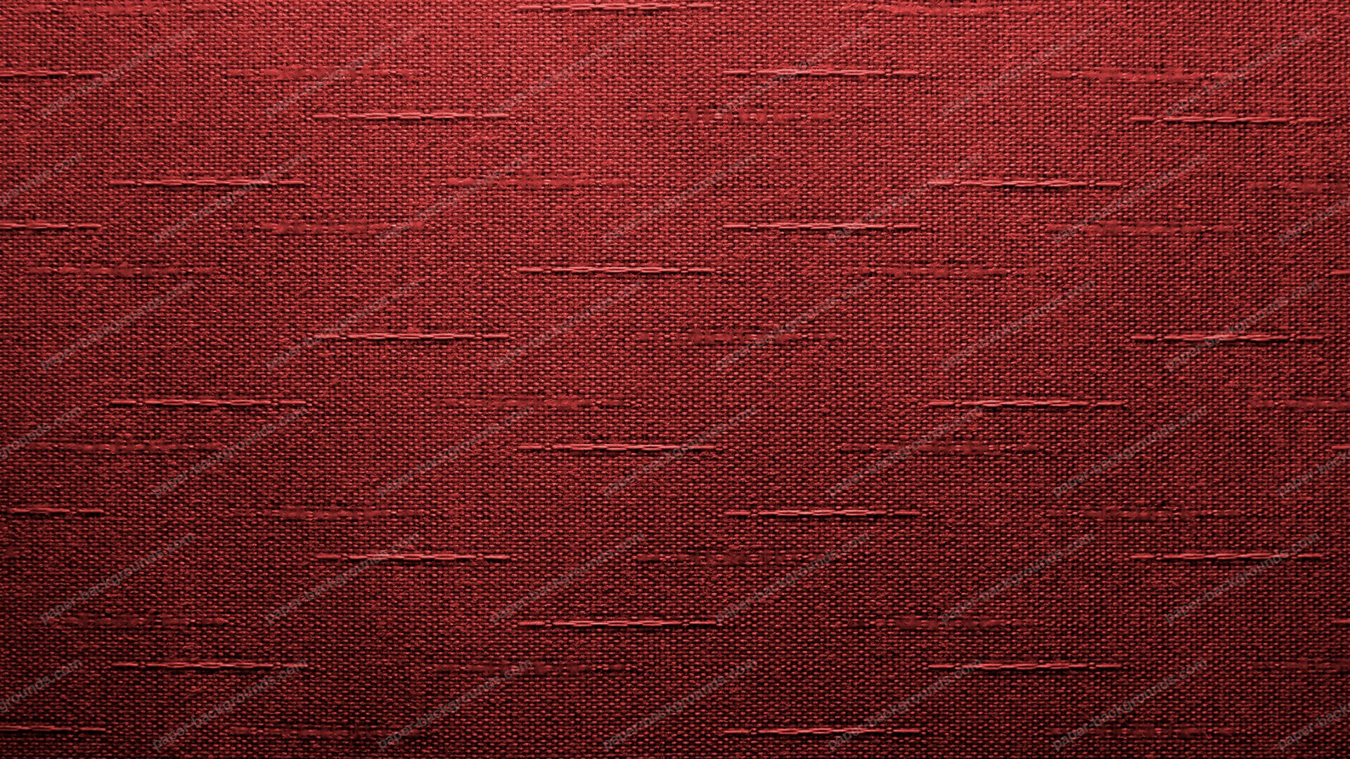 Red Canvas Texture Background HD 1920 x 1080p