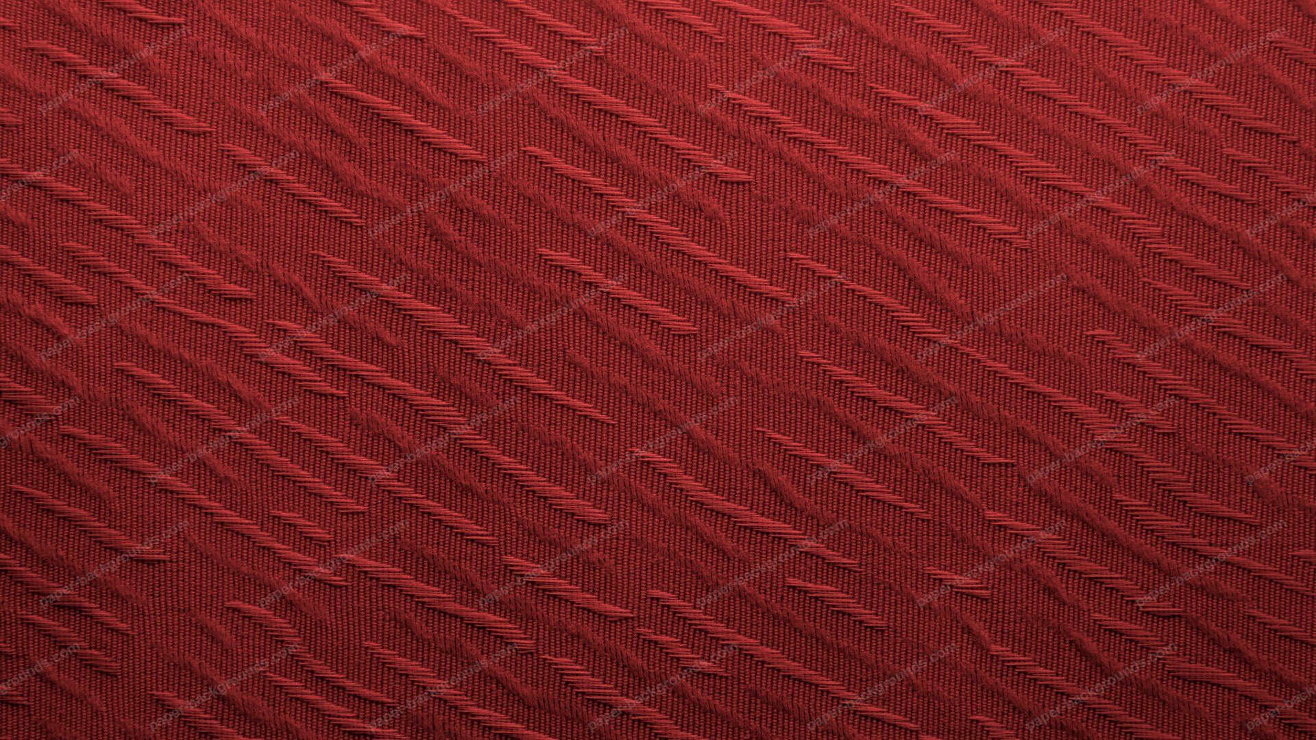 Red Diagonal Decorated Fabric HD 1920 x 1080p