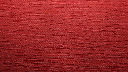 Red Fabric With Waves Background HD 1920 x 1080p