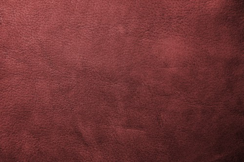 Red Leather Texture Background, High Resolution