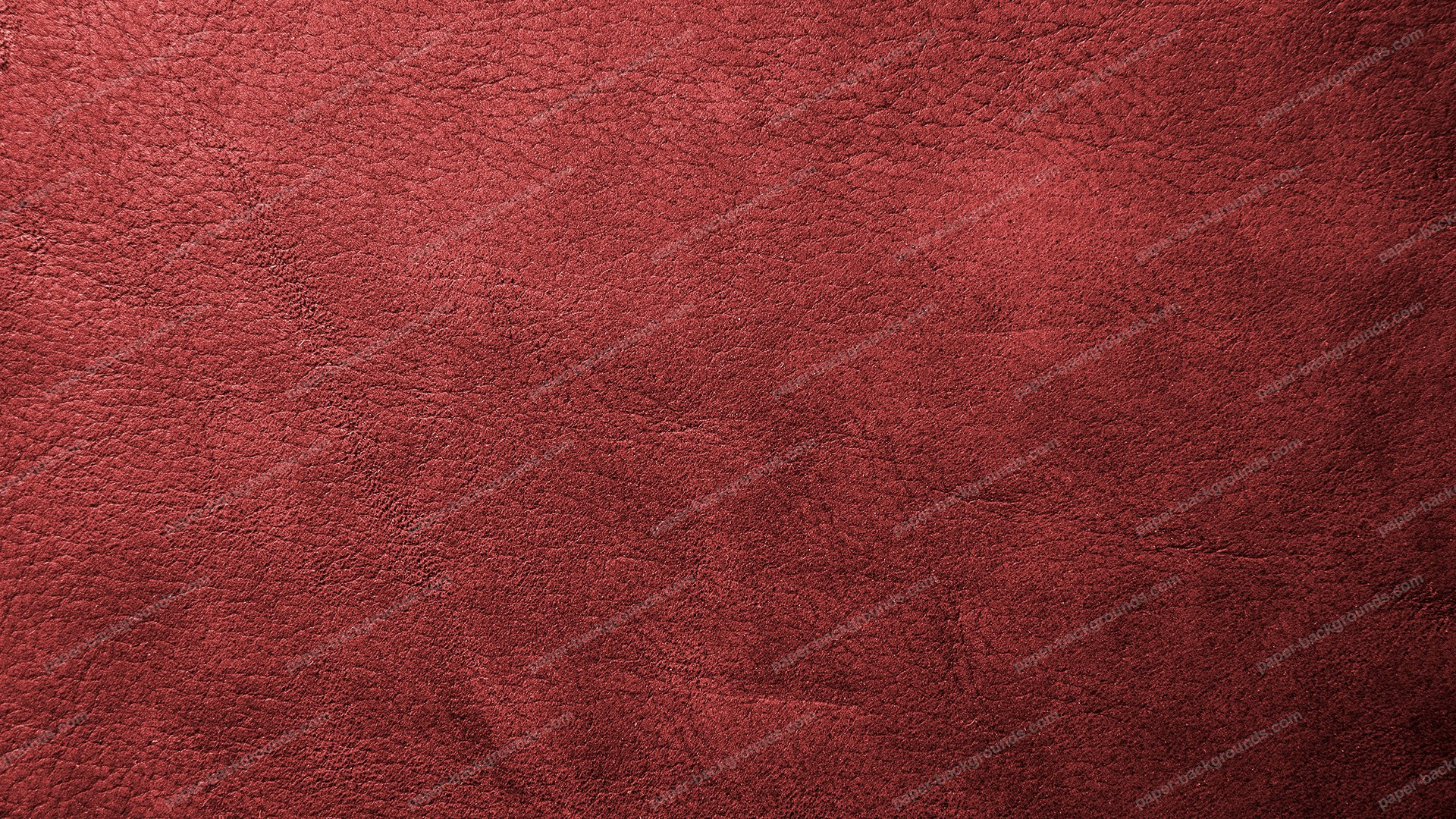 Red Leather Texture Background HD 1920 x 1080p