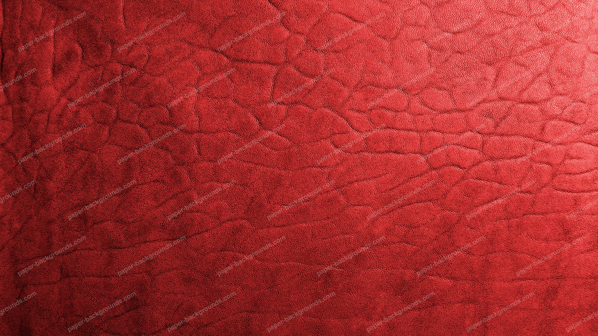 Red Leather Texture Background2 HD 1920 x 1080p