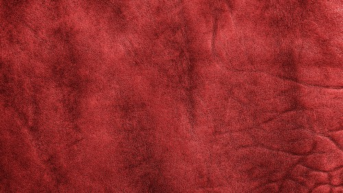 Red Vintage Leather Texture HD 1920 x 1080p