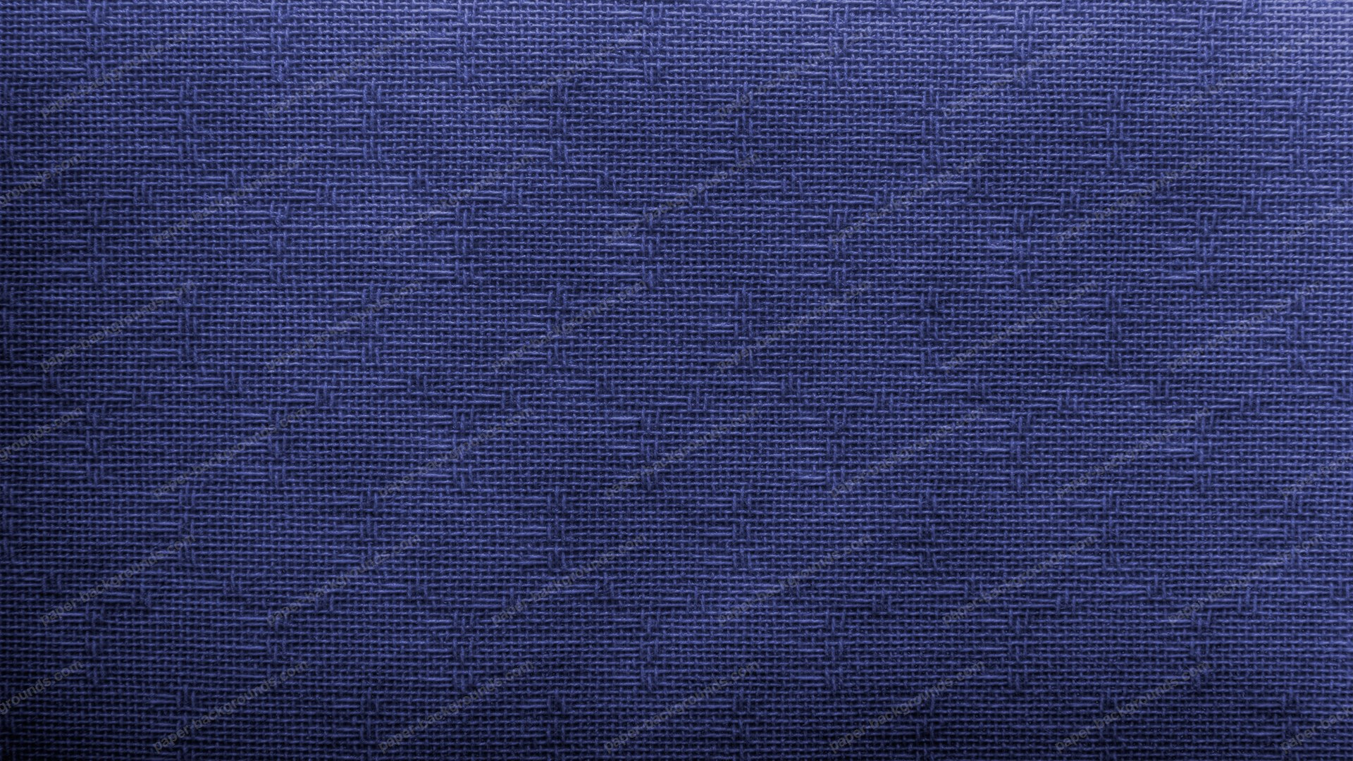 Vintage Blue Canvas Texture Background HD 1920 x 1080p
