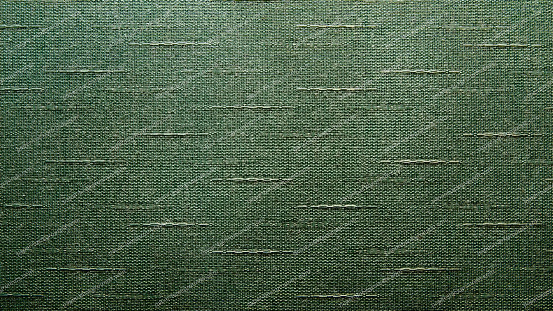 Vintage Green Canvas Texture HD 1920 x 1080p
