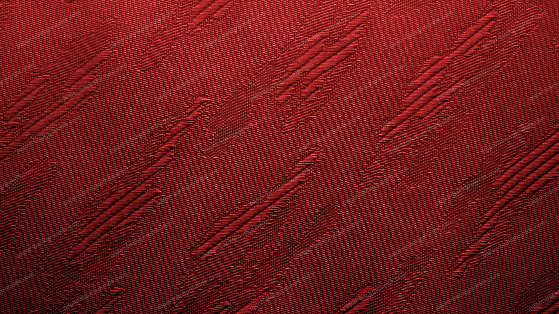 Vintage Red Canvas Texture HD 1920 x 1080p