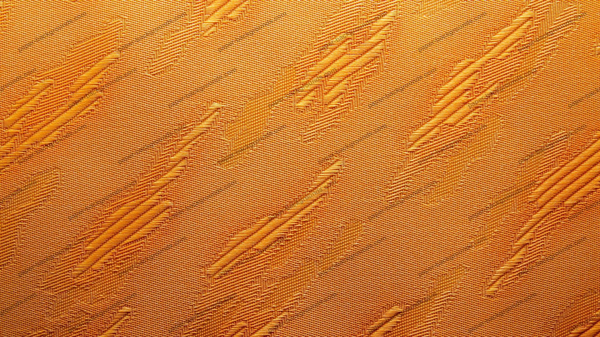 Yellow Orange Canvas Texture HD 1920 x 1080p