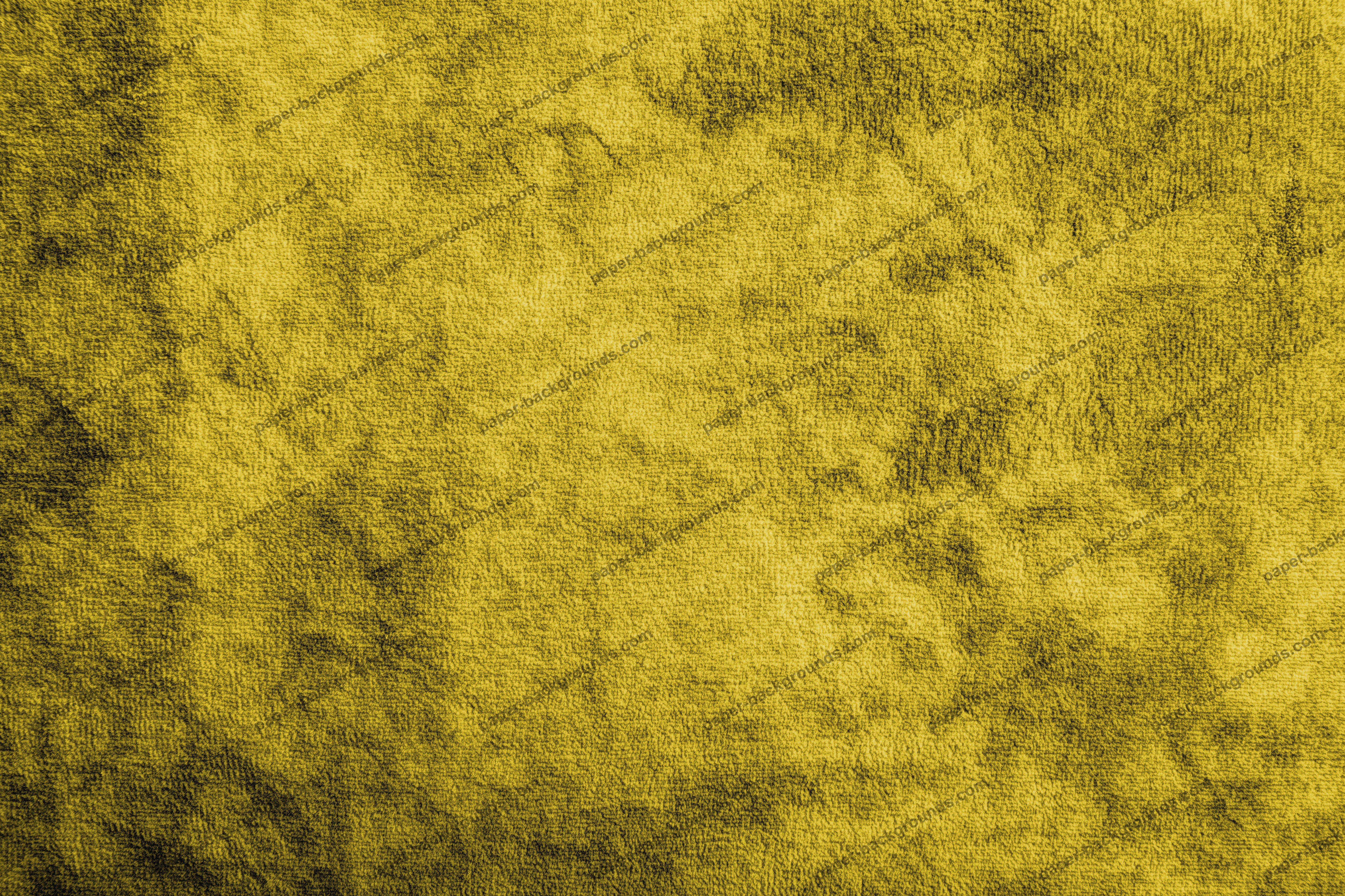 Paper Backgrounds Yellow Smooth Carpet Texture