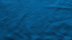 Blue Vintage Soft Leather Background