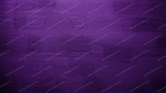 Purple Fabric Background With Patches