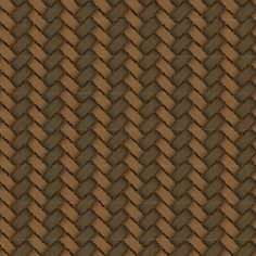 Seamless Brown Wood Twines Texture